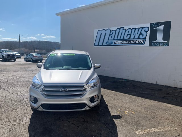 2019 Ford Escape SE 4 Door SUV FWD 1.5 L 4-Cylinder Engine Automatic