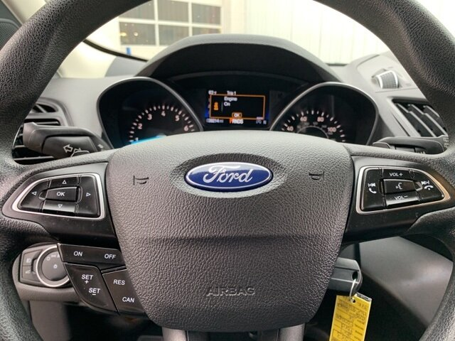 2017 SHADOW_BLACK Ford Escape SE FWD SUV 1.5 L 4-Cylinder Engine Automatic 4 Door