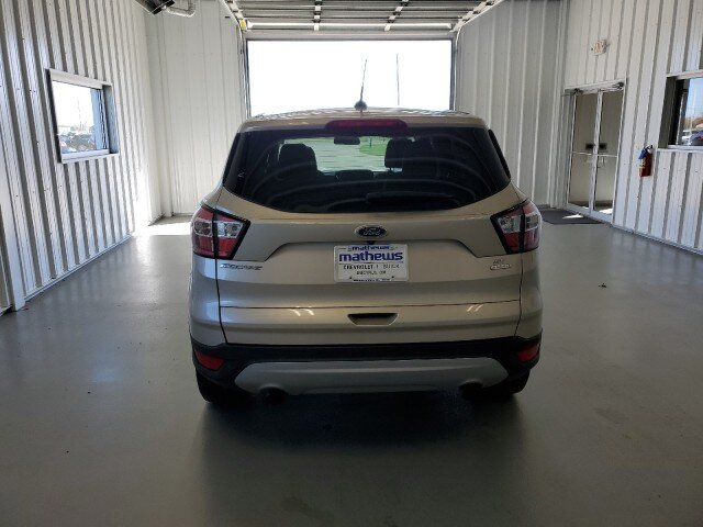 2017 Ford Escape SE FWD Automatic 1.5L 4-Cyl Engine