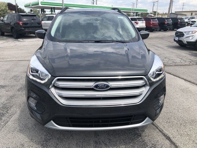 2019 METALLIC Ford Escape SEL 1.5L 4-Cyl Engine SUV 4 Door
