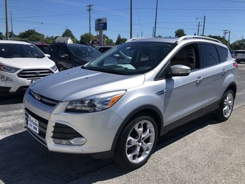 2015 Ford Escape Titanium 1.6L 4-Cyl Engine Automatic SUV 4 Door FWD