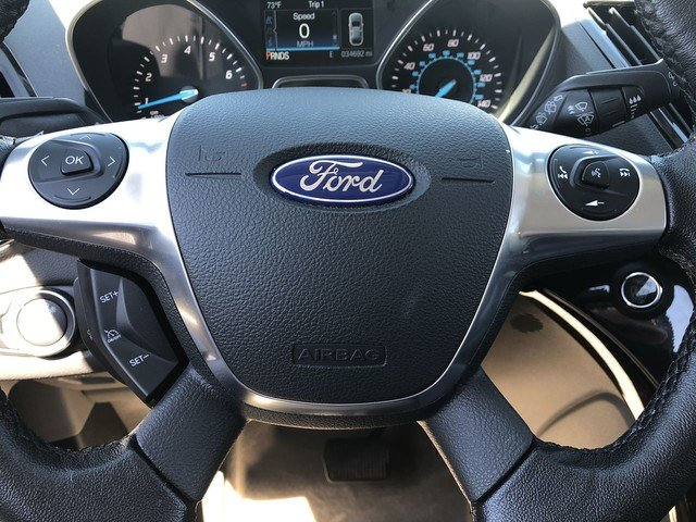 2015 Ford Escape Titanium 4 Door Automatic SUV FWD 1.6L 4-Cyl Engine
