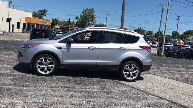 2015 Ford Escape Titanium SUV 1.6L 4-Cyl Engine 4 Door FWD Automatic