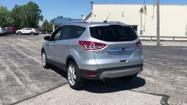 2015 Ford Escape Titanium Automatic 4 Door FWD 1.6L 4-Cyl Engine