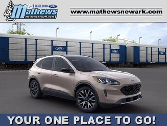 2020 Ford Escape SE Sport Hybrid 4 Door 2.5 L 4-Cylinder Engine Automatic (CVT) SUV