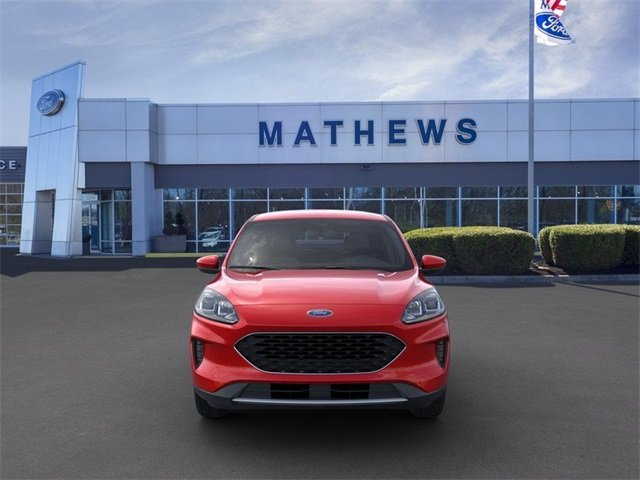 2020 Ford Escape SE 4 Door 1.5L 4-Cylinder Engine Automatic 4X4 SUV