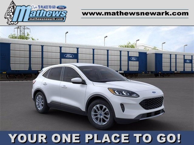 2020 Ford Escape SE 1.5 L 3-Cylinder Engine 4 Door SUV 4X4
