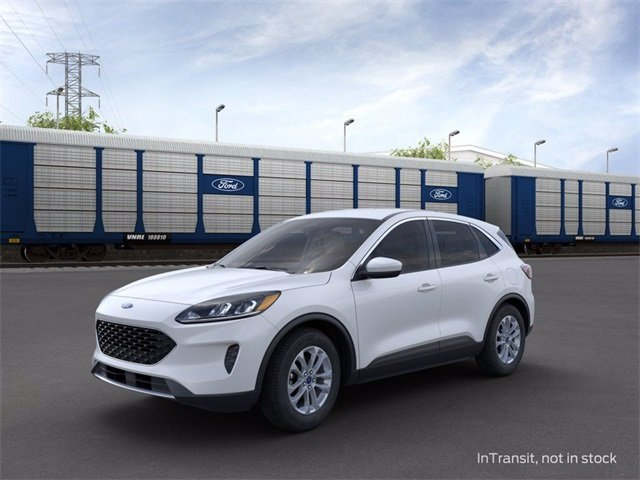 2020 Ford Escape SE 1.5 L 3-Cylinder Engine SUV 4X4 Automatic 4 Door