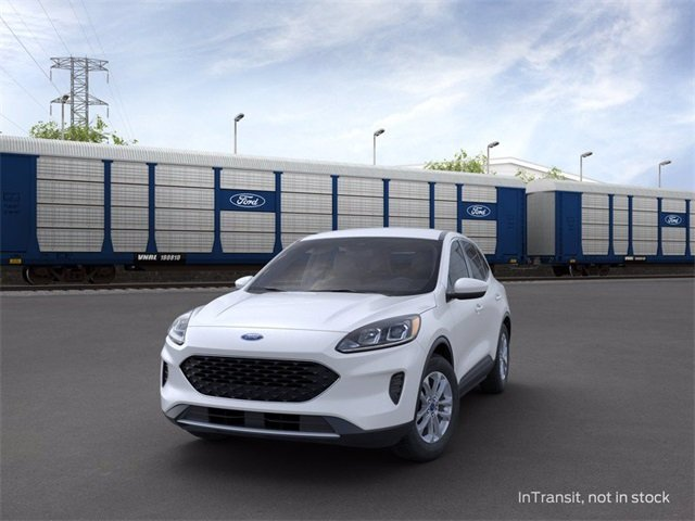 2020 Star White Metallic Tri-Coat Ford Escape SE SUV 1.5 L 3-Cylinder Engine Automatic 4X4