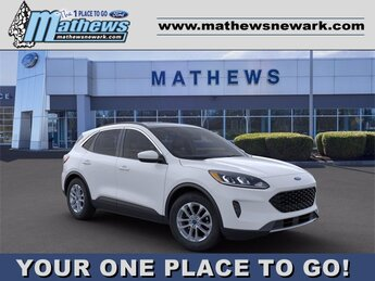 2020 Ford Escape SE 1.5 L 3-Cylinder Engine 4 Door 4X4 Automatic