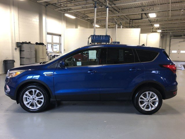 2019 Ford Escape SE 4X4 4 Door Automatic SUV 1.5L Ecoboost Engine