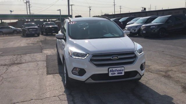 2017 Ford Escape SE SUV 1.5L Ecoboost Engine 4 Door Automatic