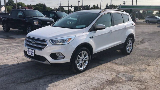 2017 Ford Escape SE Automatic 1.5L Ecoboost Engine 4X4 SUV