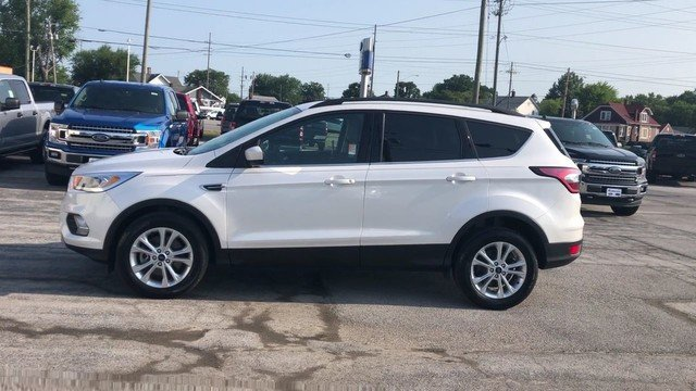 2017 Ford Escape SE 1.5L Ecoboost Engine 4X4 Automatic 4 Door
