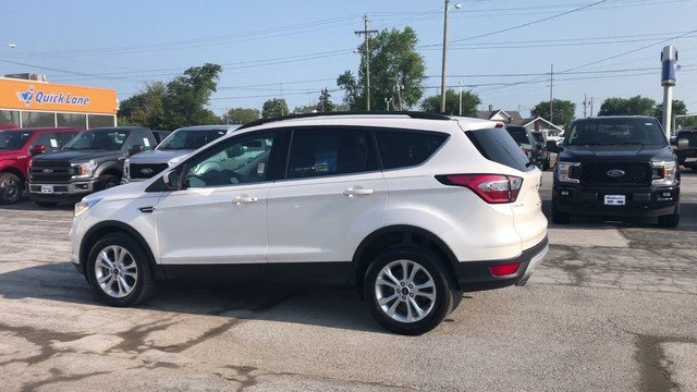 2017 Ford Escape SE 4 Door 4X4 1.5L Ecoboost Engine