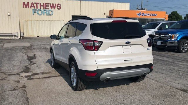 2017 Ford Escape SE 4 Door 4X4 1.5L Ecoboost Engine SUV Automatic