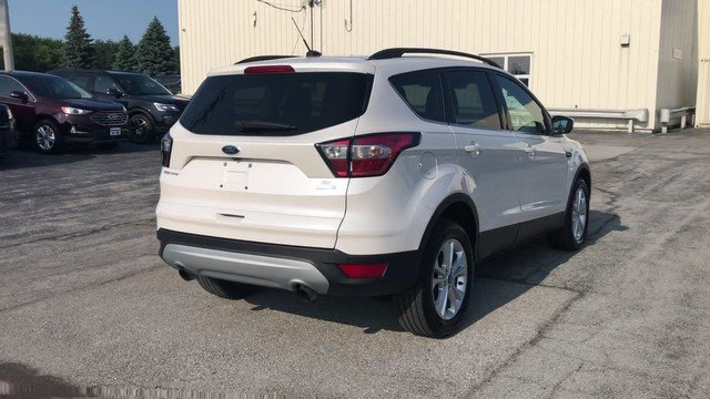 2017 Ford Escape SE 1.5L Ecoboost Engine 4X4 Automatic SUV
