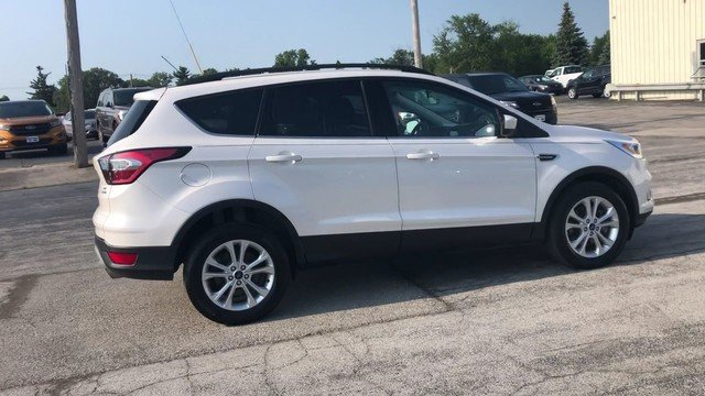 2017 Ford Escape SE 4 Door Automatic SUV 4X4