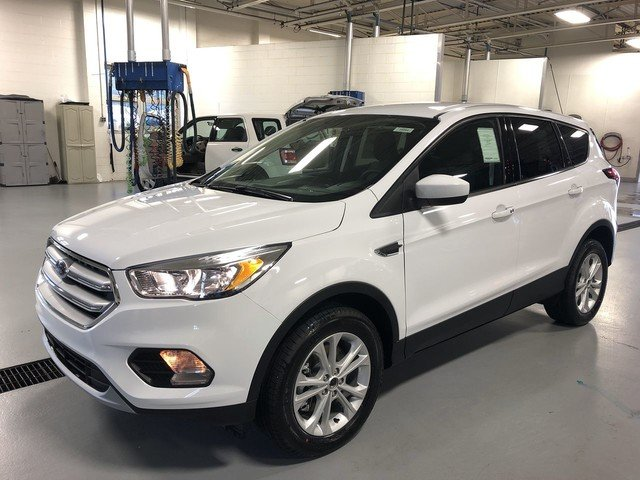 2019 Ford Escape SE 4 Door 4X4 SUV 1.5L Ecoboost Engine
