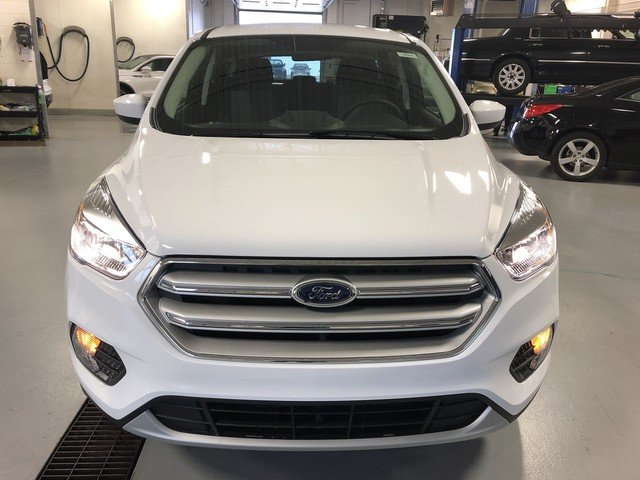 2019 WHITE Ford Escape SE SUV 4X4 1.5L Ecoboost Engine