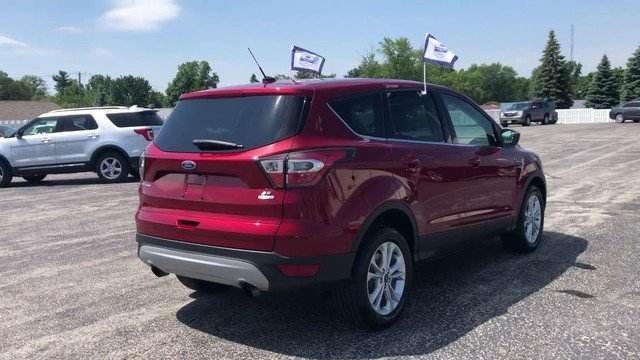 2017 Ford Escape SE SUV 4 Door Automatic 4X4 1.5L Ecoboost Engine