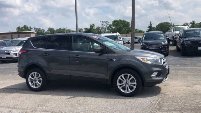 2017 Ford Escape SE Automatic 4 Door SUV 1.5L Ecoboost Engine 4X4