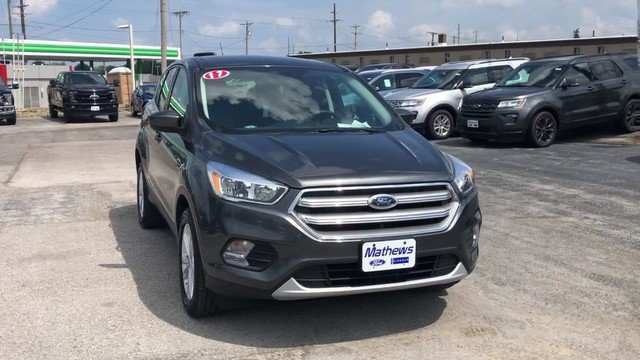 2017 Ford Escape SE SUV 1.5L Ecoboost Engine 4X4 4 Door Automatic
