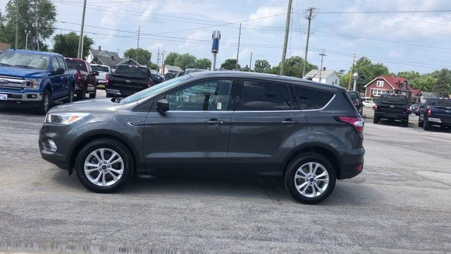 2017 Magnetic Metallic Ford Escape SE SUV Automatic 4X4 1.5L Ecoboost Engine