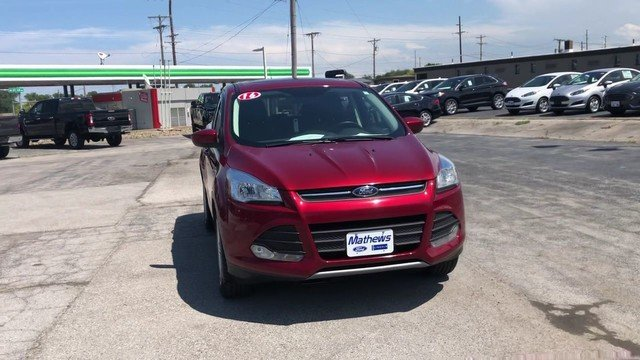 2016 Ford Escape SE 4X4 4 Door 1.6L 4-Cyl Engine SUV