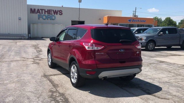 2016 Ford Escape SE Automatic 4 Door 1.6L 4-Cyl Engine