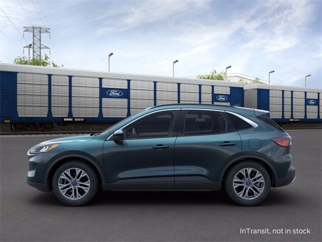 2020 DARK_PERSIAN_GREEN Ford Escape SEL 1.5 L 3-Cylinder Engine Automatic 4 Door 4X4 SUV