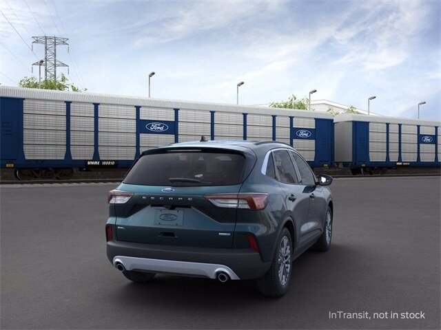 2020 Ford Escape SEL 1.5 L 3-Cylinder Engine 4X4 SUV Automatic 4 Door