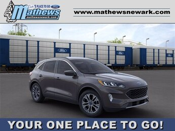 2020 Magnetic Metallic Ford Escape SEL SUV 4X4 Automatic 4 Door