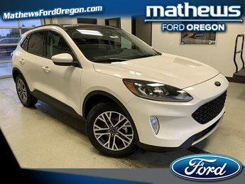 2020 Ford Escape SEL AWD 4 Door Automatic