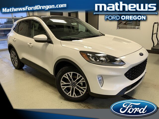 2020 Ford Escape SEL Automatic 4 Door AWD 2.0L 4 cyls Engine SUV