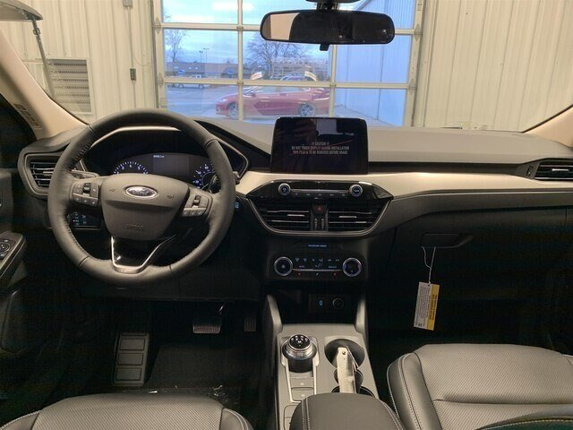 2020 Ford Escape SEL AWD SUV Automatic