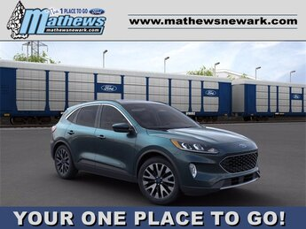 2020 Ford Escape SEL Automatic 2.0 L 4-Cylinder Engine SUV 4 Door 4X4