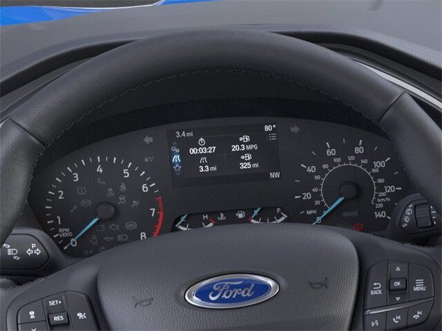 2020 Velocity Blue Metallic Ford Escape SEL 4 Door Automatic 2.0 L 4-Cylinder Engine 4X4