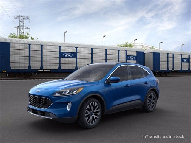 2020 Ford Escape SEL 4 Door Automatic 2.0 L 4-Cylinder Engine SUV