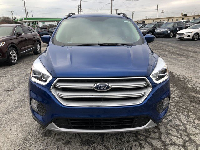 2019 Ford Escape SEL 4 Door SUV Automatic 4X4