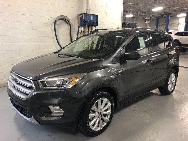 2019 METALLIC Ford Escape SEL 4 Door Automatic 4X4