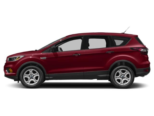 2019 Ruby Red Metallic Tinted Clearcoat Ford Escape SEL 4X4 4 Door Automatic