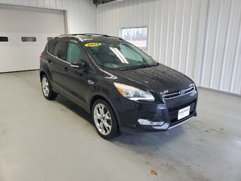 2014 Ford Escape Titanium 4 Door 2.0L 4-Cyl Engine SUV 4X4 Automatic
