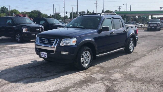 2008 Ford Explorer Sport Trac XLT 4.0L SOHC 12-Valve V6 Engine Truck Automatic 4 Door