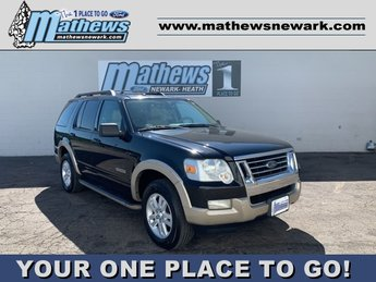 2008 Ford Explorer Eddie Bauer 4 Door 4.0L 6-Cylinder Engine 4X4