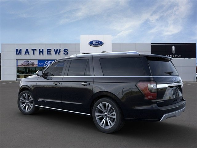 2020 Ford Expedition Max Platinum Automatic EcoBoost 3.5L V6 GTDi DOHC 24V Twin Turbocharged Engine 4 Door SUV 4X4