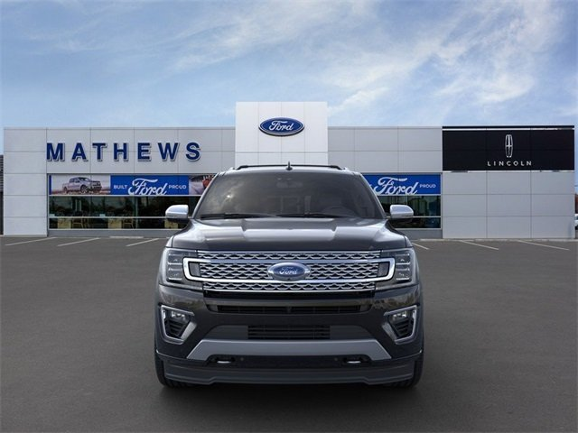 2020 Ford Expedition Max Platinum SUV 4 Door Automatic EcoBoost 3.5L V6 GTDi DOHC 24V Twin Turbocharged Engine 4X4