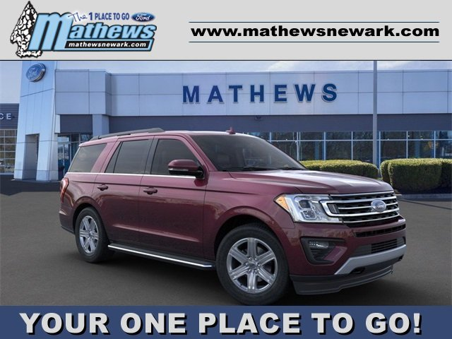 2020 Ford Expedition XLT 3.5L 6-Cylinder Engine 4 Door SUV Automatic