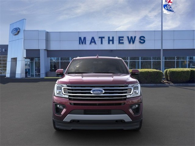 2020 Ford Expedition XLT SUV Automatic 3.5L 6-Cylinder Engine 4X4 4 Door