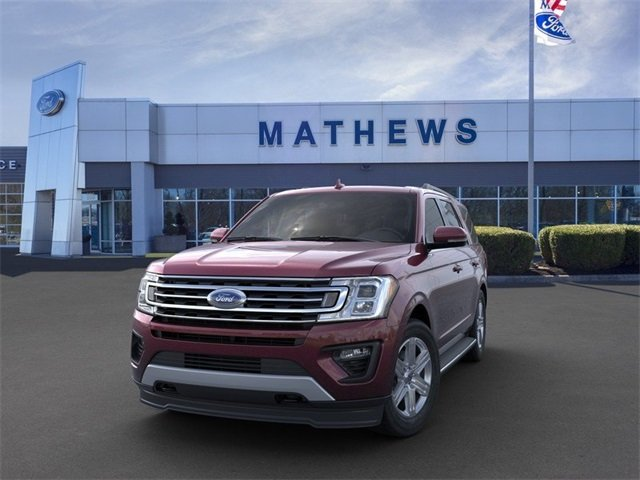 2020 Ford Expedition XLT SUV 4 Door 4X4 3.5L 6-Cylinder Engine